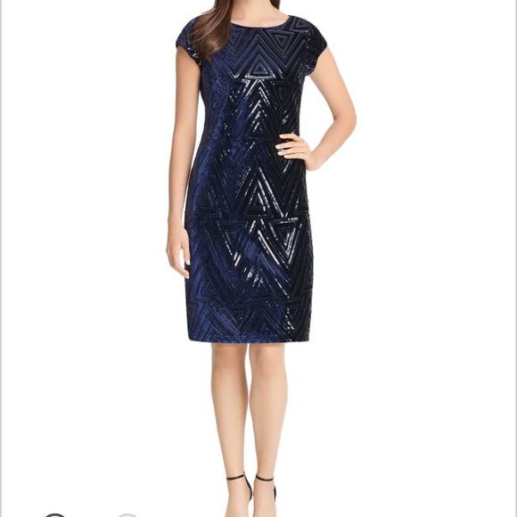 b0706dcd ... Sequined Velvet Shift Dress. NWT. Eliza J. M_5bca3693aaa5b899f329ec5c.  M_5bca3696a5d7c6136fb1c1a1. M_5bca369945c8b3112c89c14d